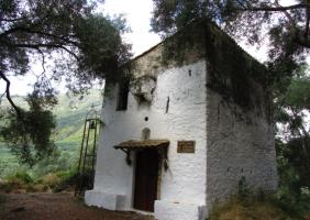 Церковь святого Георгия в горах Эпира