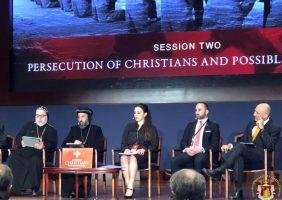 Международная конференция лидеров религиозной свободы и гонения христиан на Ближнем Востоке