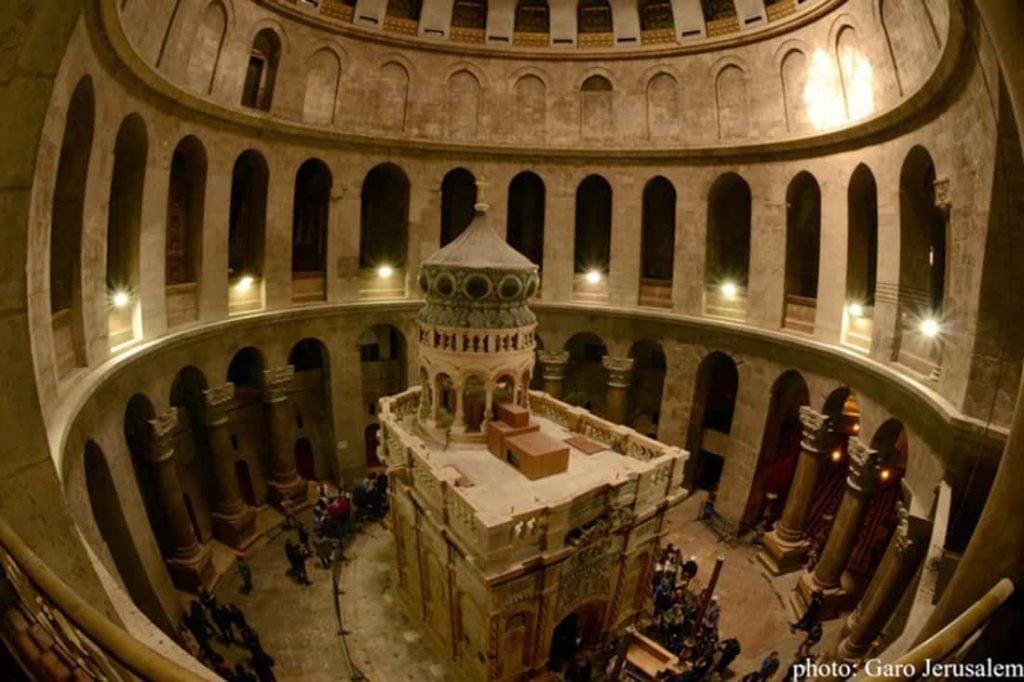 Пресвятой Гроб Господень и Храм Воскресения 3