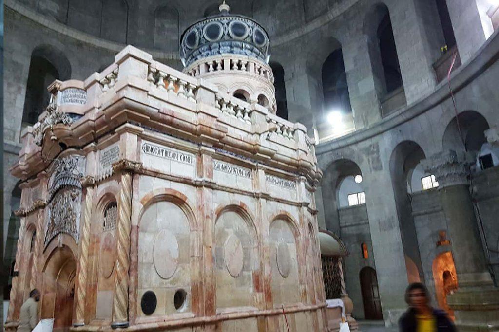 Пресвятой Гроб Господень и Храм Воскресения 5