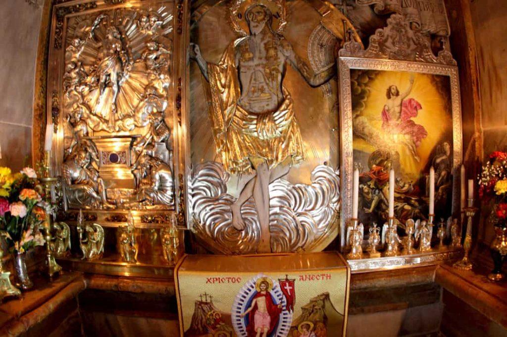 Пресвятой Гроб Господень и Храм Воскресения 6
